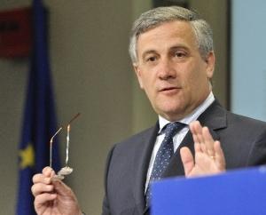 Antonio TAJANI, commissaire européen à l'indsutrie