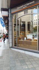 Le magasin de la Place Stéphanie.