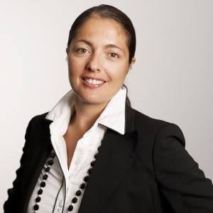 Anne Tilleux, présidente Ecofin club women
