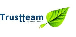 logo met blad