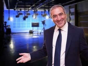 Bluescreen TV Studio