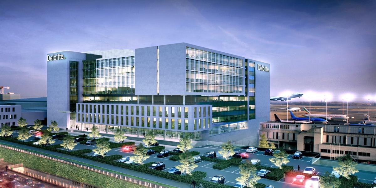 Deloitte déménage à Zaventem #bruxelles #entreprise