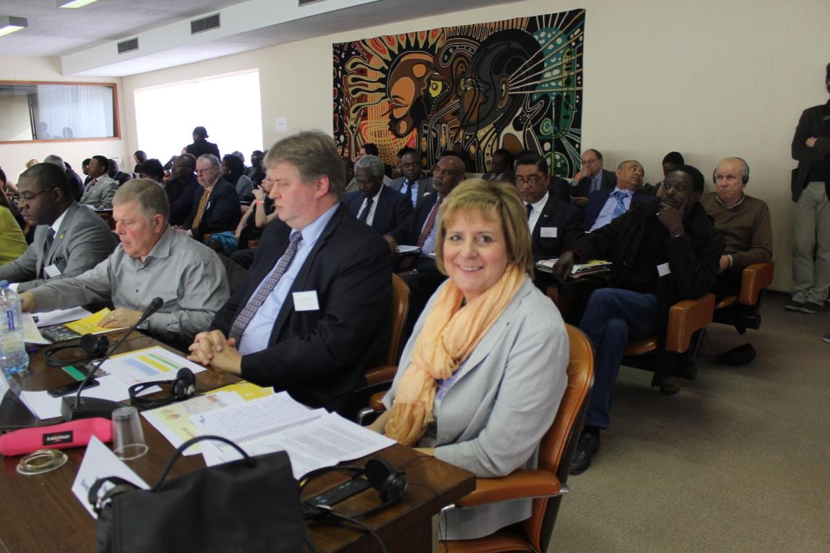 Lancement réussi de la Chambre de Commerce Panafricaine et de son innovant réseau de femmes Afrique-UE. #business #afrique #europe