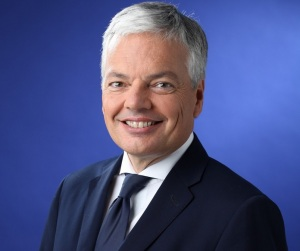 Didier Reynders (MR), en charge des institutions culturelles fédérales