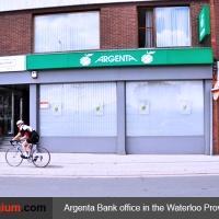 ARGENTA: een heel gezonde familiebank. #bank #argenta #antwerpen #familiezaak #business