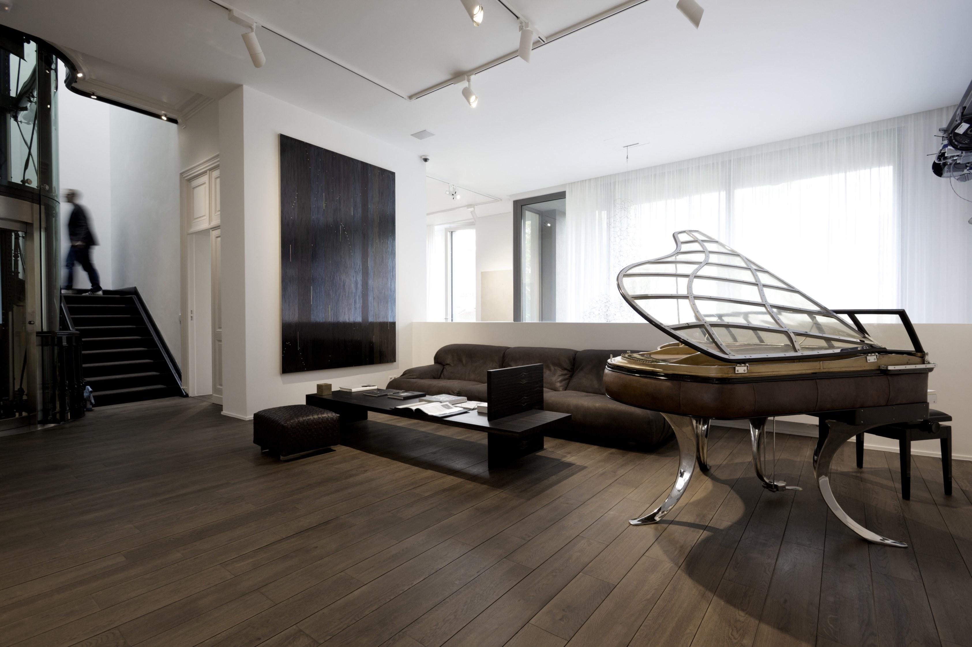 maison particuli re carole schuermans quitte ses fonctions art maison particuliere. Black Bedroom Furniture Sets. Home Design Ideas