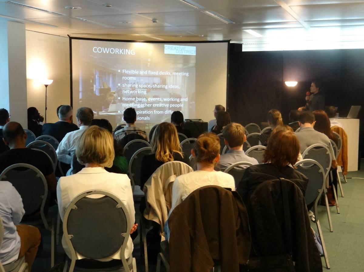 La Creative District : accélérateur d'idées ! #bruxelles #entrepreneurship #creativedistrick #schaerbeek