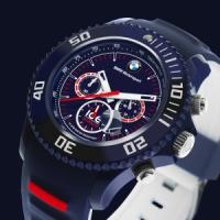 Ice Watch présente ses montres en collaboration avec BMW.