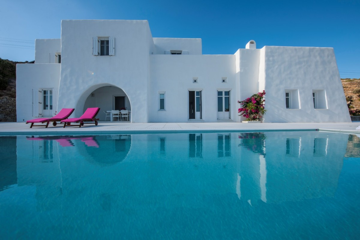 Découvrez mygreek-villa.com #greece #lodging #holidays #vacances #grece