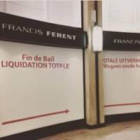 La célèbre galerie Louise à l'agonie #Bruxelles #Louise #commerce