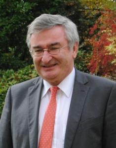 Waals Minister René Collin (cdH) was persoonlijk aanwezig