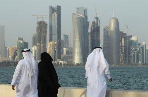 qatar-skyscrapers