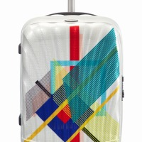 Chou Yun Ting signe le design de la nouvelle valise Samsonite #samsonite #fashion