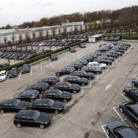 La plus grande flotte de BMW livrées en même temps à PwC #belgique #pwc #bmw