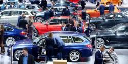 Le salon de l'auto: c'est fini! #bruxelles#automotive