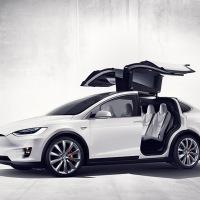 Tesla Model X #car #automotive