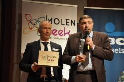 """Euromagh, seule livewebtv à avoir suivi en  exclusivité  """"Molengeek"""" #molenbeek #media  #entrepreneurship"""