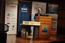 Molengeek, un succès et des remerciements justifiés. #molenbeek #molengeek #kbc #google #entrepreneurship