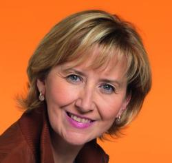 Un nouvelle fonction pour Marie-Dominique Simonet #Liegeairport#politique