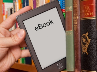 Reducing VAT on e-books, to match printed book rates