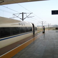 Eurasia high speed railway link between China and EU by 2026