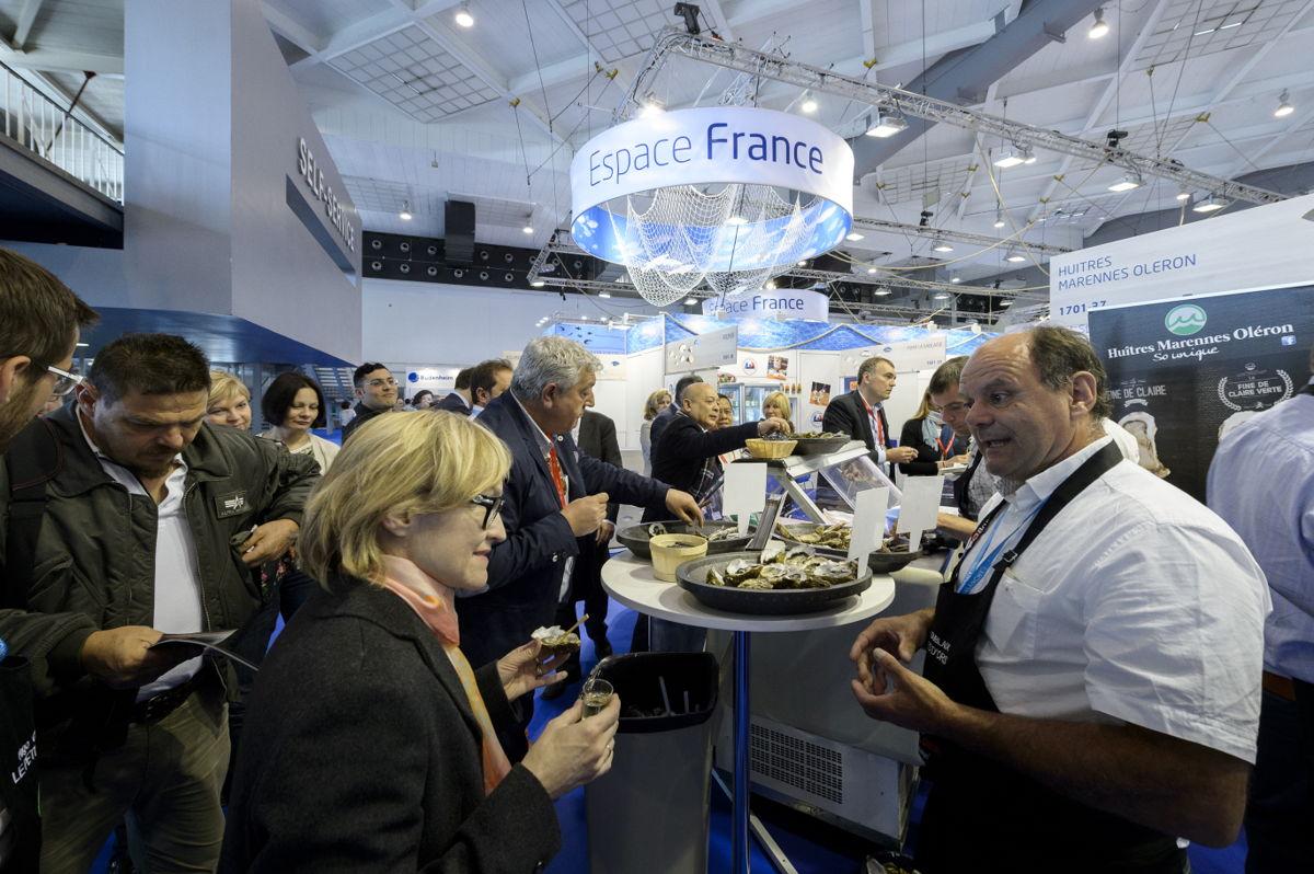 European Seafood 2018 in Brussels